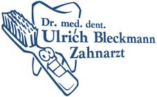 Dr. med. dent. Ulrich Bleckmann