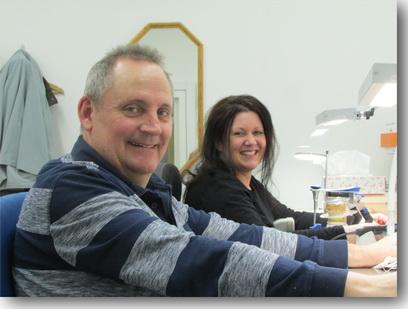 Dr Bleckmann Zahnärzte Drolshagen Team - laborantinnen - Labor